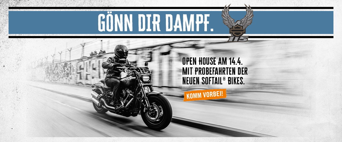 Harley-Davidson<sup>®</sup> Linz Open House